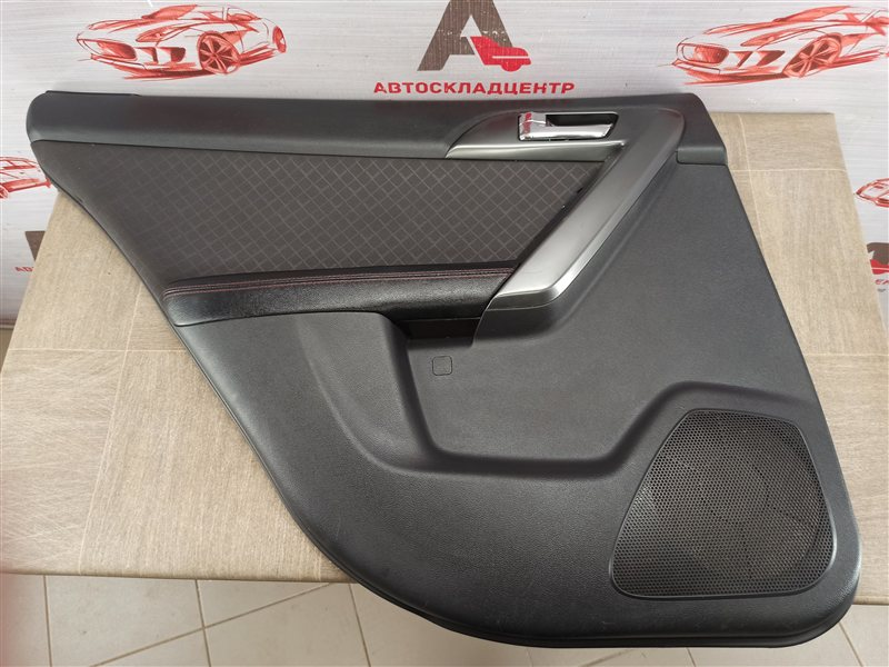Обшивка двери задней левой Kia Cerato (2008-2013) G4FC (1600CC) 2012