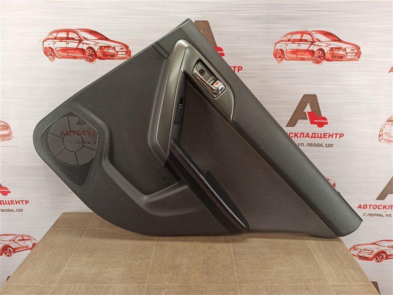 Обшивка двери задней правой Kia Cerato (2008-2013) G4FC (1600CC) 2012