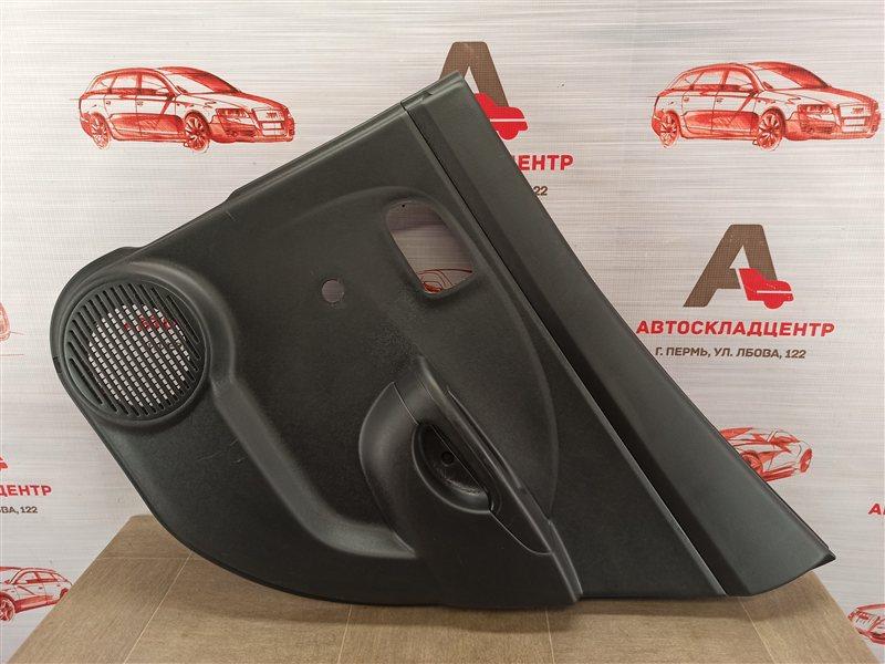 Обшивка двери задней правой Kia Picanto (2004-2011) 2008