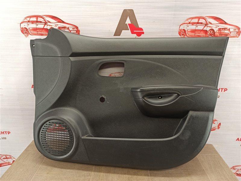 Обшивка двери передней правой Kia Picanto (2004-2011) 2008