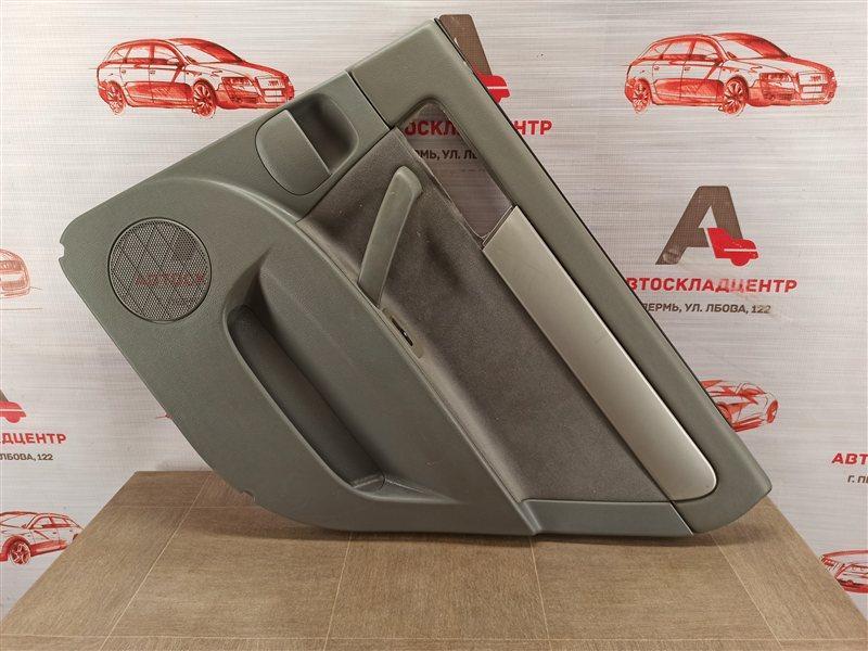 Обшивка двери задней правой Chevrolet Lacetti 2008