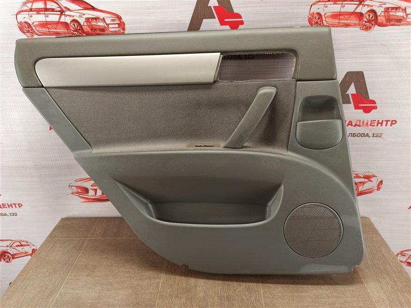 Обшивка двери багажника Chevrolet Lacetti 2008