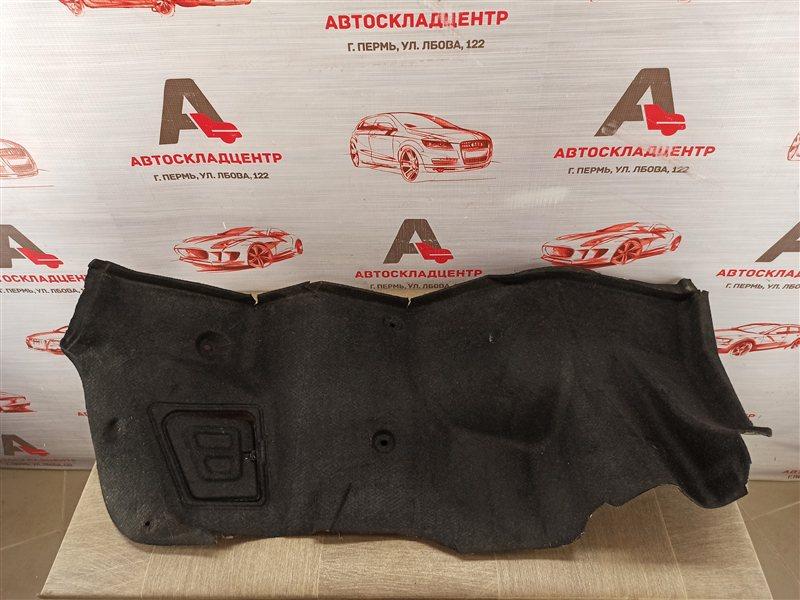 Обшивка багажника - боковая обивка Chevrolet Lacetti 2008 правая