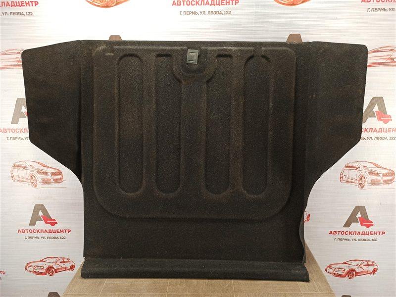 Обшивка багажника - напольное покрытие (ковролин) Chevrolet Lacetti 2008