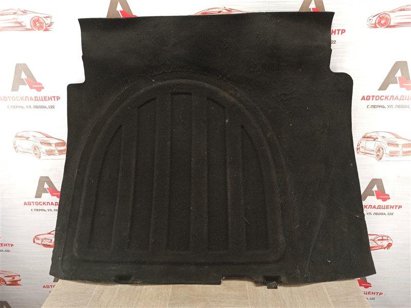 Обшивка багажника - напольное покрытие (ковролин) Kia Cerato (2008-2013) G4FC (1600CC) 2012