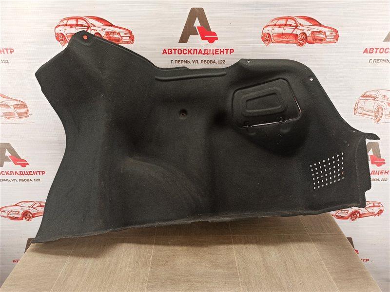 Обшивка багажника - боковая обивка Kia Rio (2011-2017) G4FC (1600CC) 2013 правая