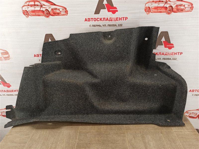 Обшивка багажника - боковая обивка Peugeot 301 (2012-2016) NFP (EC5) 1600CC 2013 правая