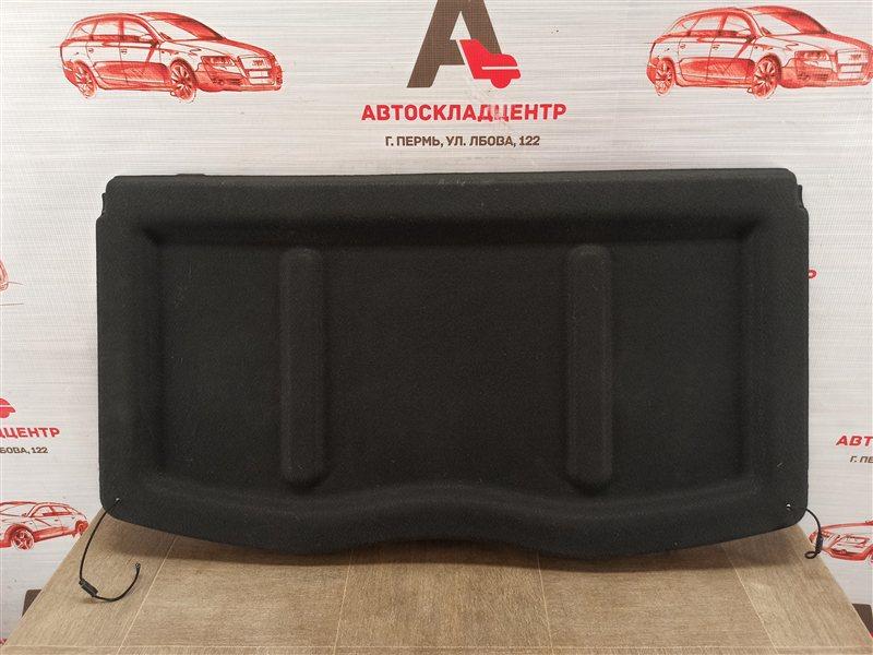 Обшивка багажника - задняя полка / шторка Hyundai Solaris (2010-2017) G4FA (1400CC) 2013