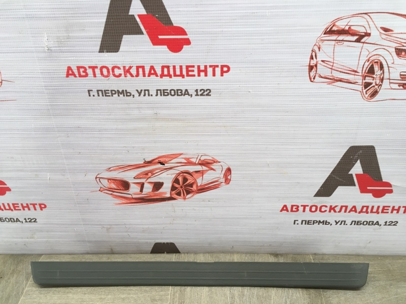 Накладка порога кузова - проем двери Chery Tiggo 2006-2016 SQR481FC ( 1800CC ) 2008 передняя левая