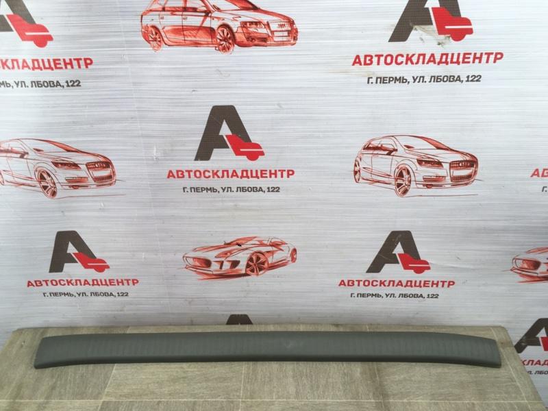 Накладка порога кузова - проем двери багажника Chery Tiggo 2006-2016 SQR481FC ( 1800CC ) 2008 задняя