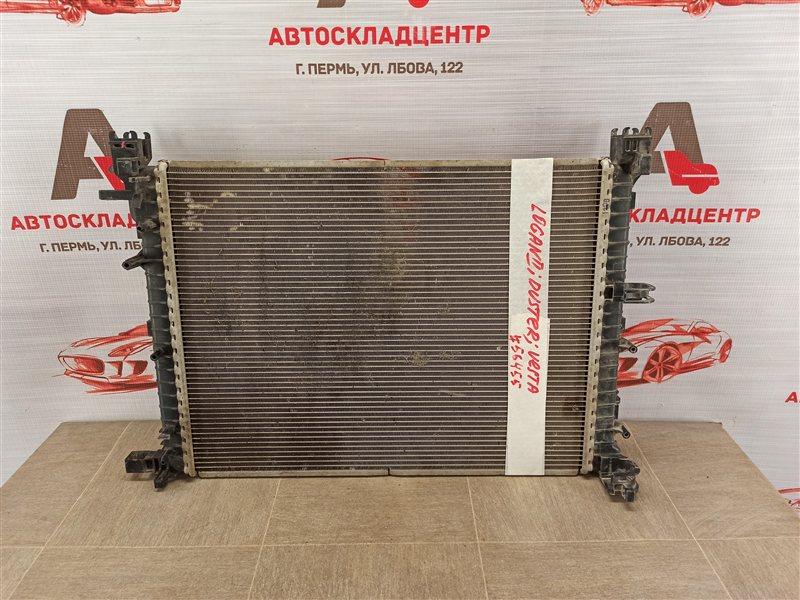 Радиатор охлаждения двигателя Renault Duster (2010-Н.в.)