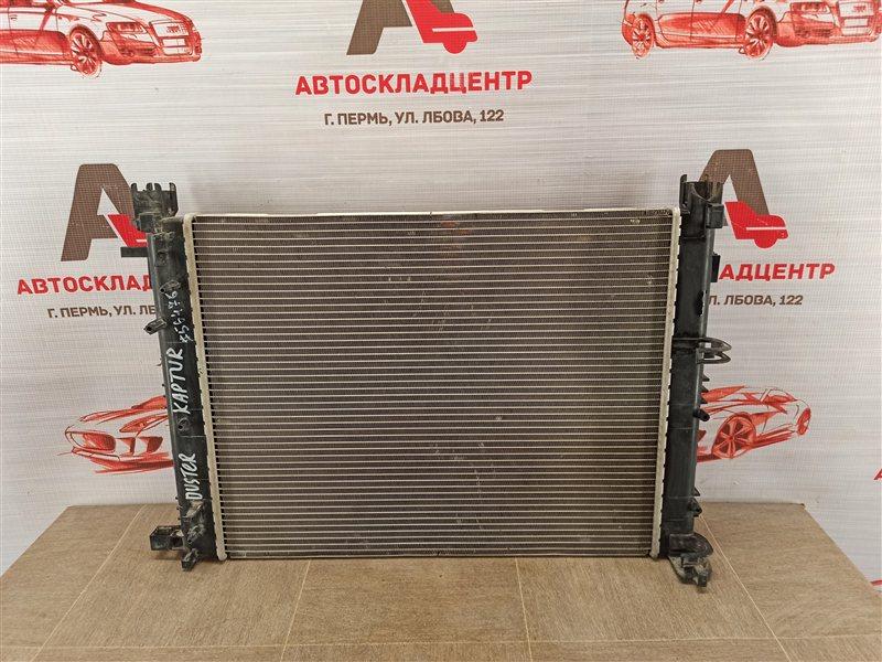 Радиатор охлаждения двигателя Renault Dokker (2012-Н.в.)