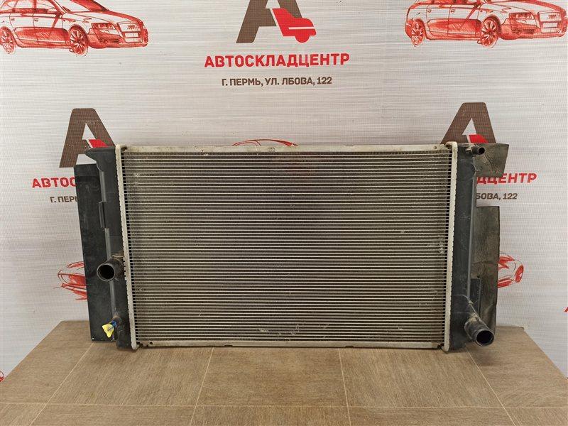 Радиатор охлаждения двигателя Toyota Corolla (E18_) 2012-2019