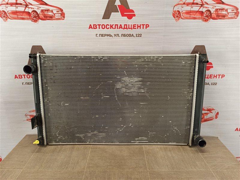Радиатор охлаждения двигателя Toyota Rav-4 (Xa40) 2012-2019