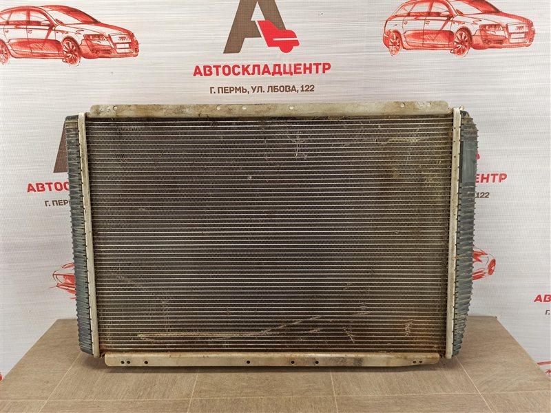 Радиатор охлаждения двигателя Уаз Patriot