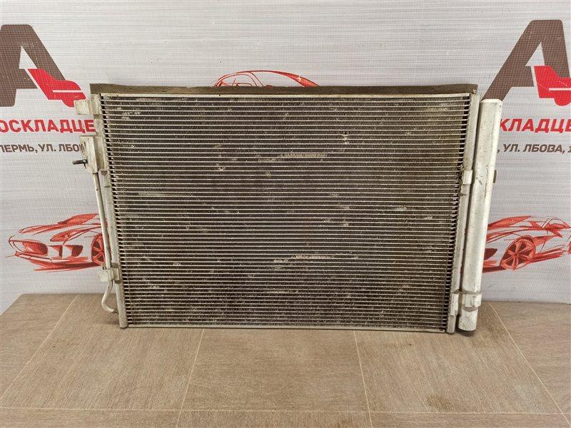 Конденсер (радиатор кондиционера) Kia Rio (2011-2017)