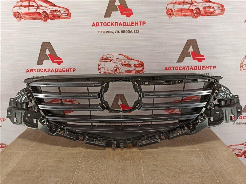 Решетка радиатора Mazda Cx-5 (2011-2017) 2014