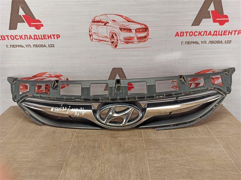 Решетка радиатора Hyundai I40 (2011-2017) 2011