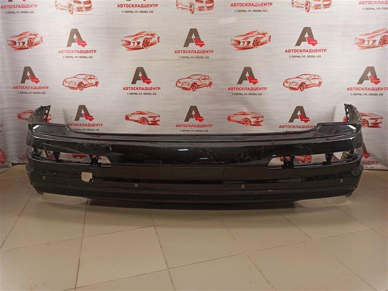 Бампер задний Audi Q7 (2015-Н.в.)