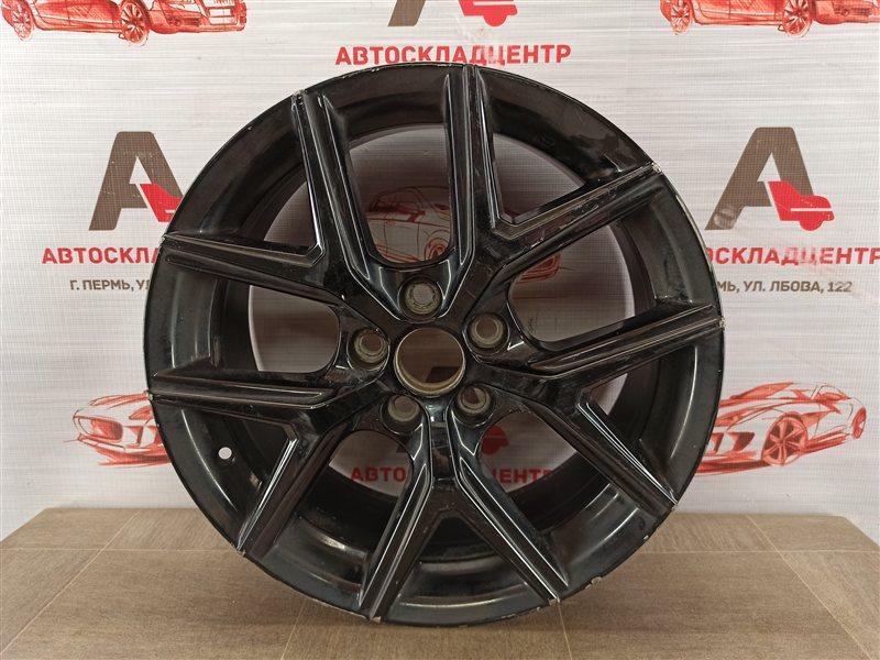 Диск колеса (литой) Toyota Rav-4 (Xa40) 2012-2019