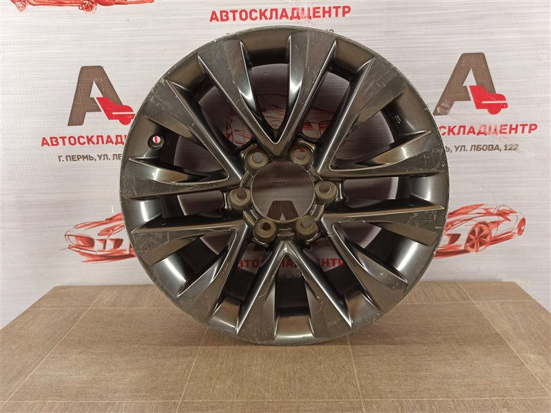 Диск колеса (литой) Lexus Gx460 2009-Н.в.