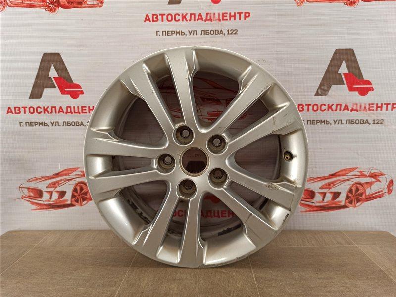 Диск колеса (литой) Kia Ceed (2012-2018)