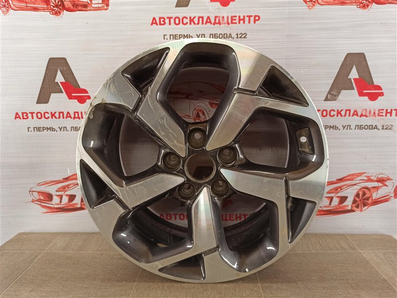 Диск колеса (литой) Kia Sportage (2016-Н.в.)