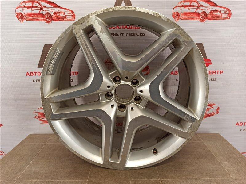 Диск колеса (литой) Mercedes Gl-Klasse (X166) 2012-2015