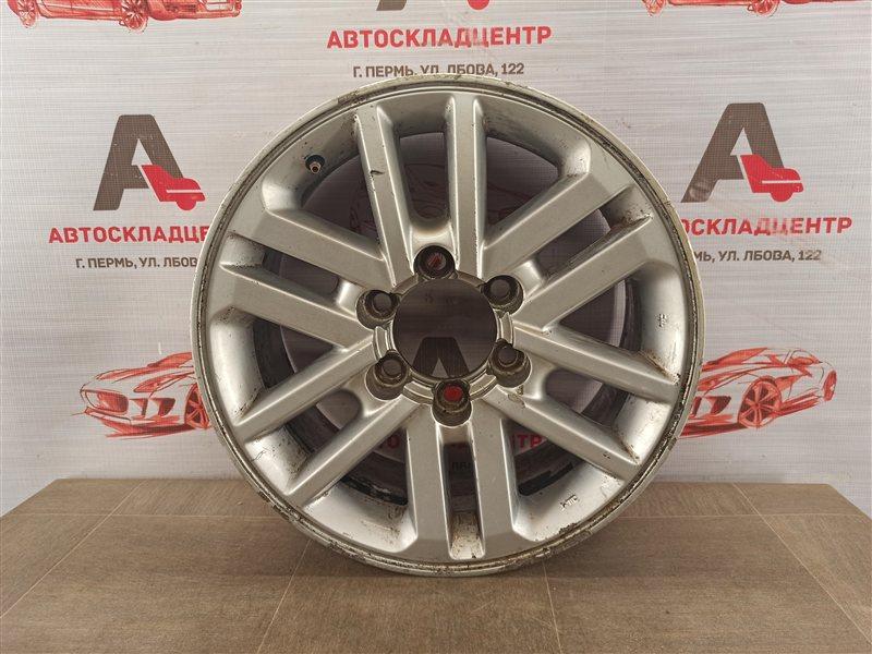 Диск колеса (литой) Toyota Hilux (2011-2015)