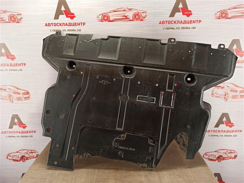 Защита моторного отсека - пыльник двс Subaru Forester (S14) 2018-Н.в.