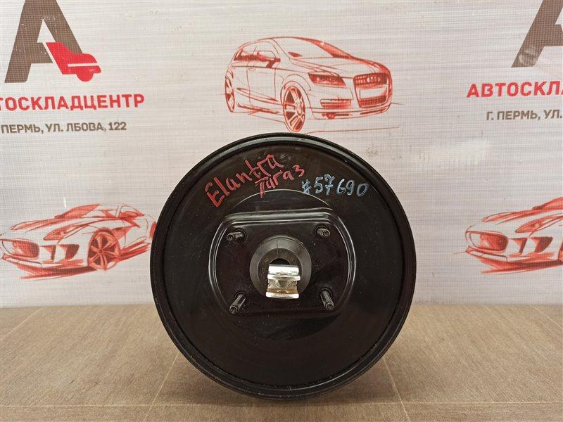 Тормозная система - главный тормозной цилиндр Hyundai Elantra (2000-2006) Тагаз До 2008. XD G4ED 1.6