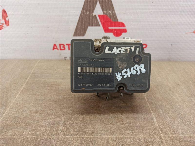 Блок abs (насос абс) Chevrolet Lacetti 2008