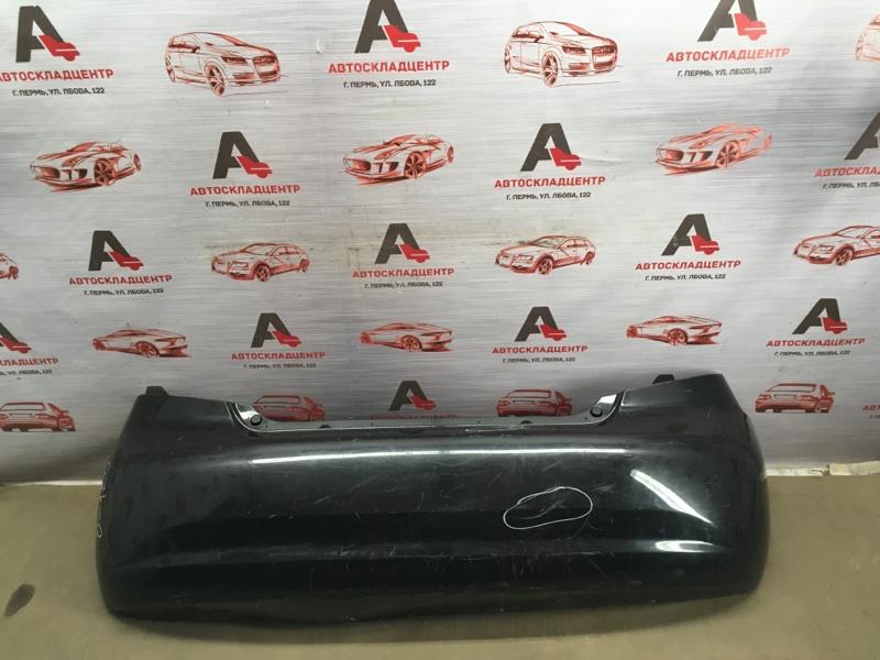 Бампер задний Chevrolet Aveo 2002-2011 2002