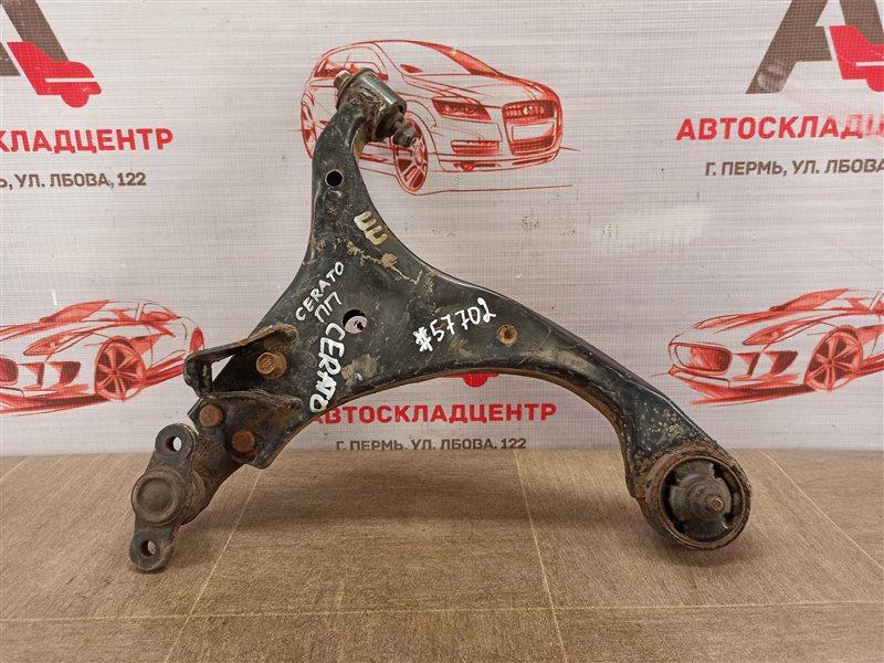 Подвеска передняя - рычаг Kia Cerato (2008-2013) G4FC (1600CC) 2012 правая
