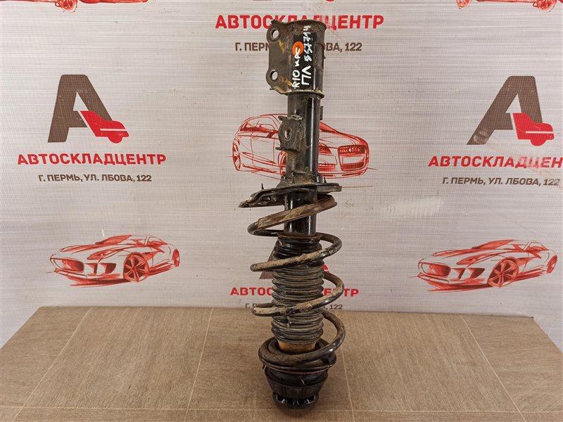 Амортизатор (амортизационная стойка) подвески Kia Rio (2011-2017) G4FC (1600CC) 2013 передний левый