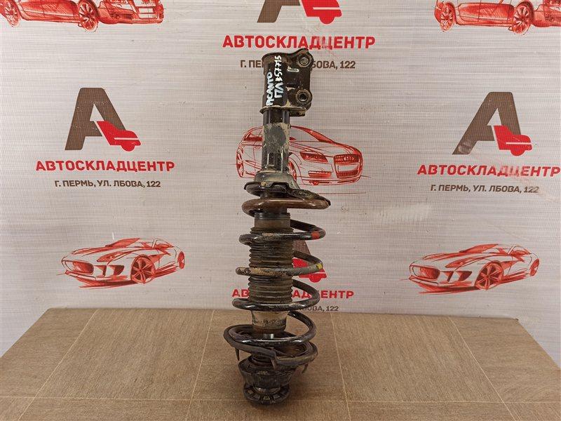 Амортизатор (амортизационная стойка) подвески Kia Picanto (2004-2011) 2008 передний левый