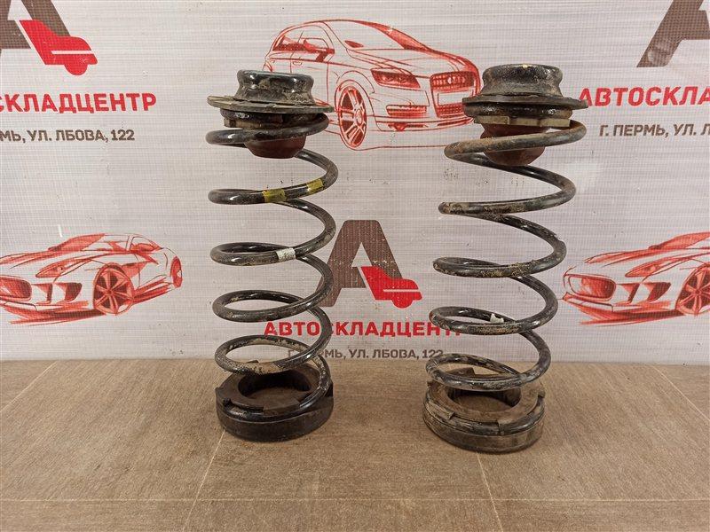 Подвеска задняя - пружина (винтовая рессора) Kia Rio (2011-2017) G4FC (1600CC) 2012