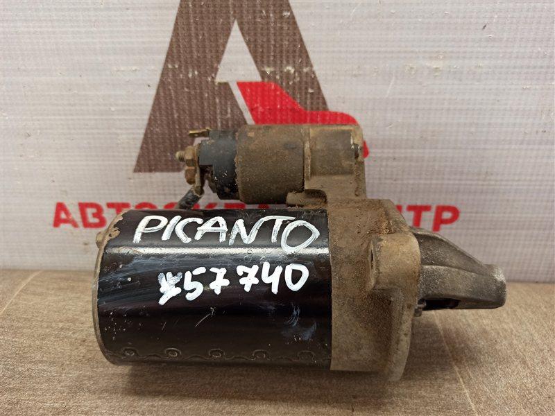 Стартер Kia Picanto (2004-2011) 2008