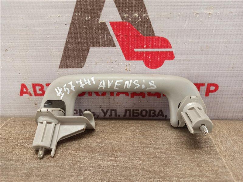 Ручка салона - потолочная Toyota Avensis (T25_) 2003-2009 1ZZ-FE (1800CC) 2006