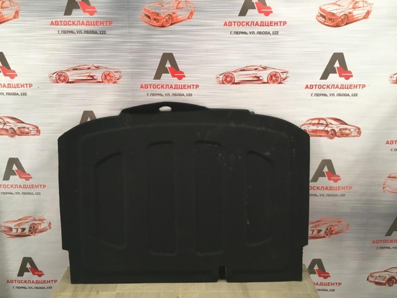 Обшивка багажника - напольное покрытие (ковролин) Chevrolet Aveo 2012-2015