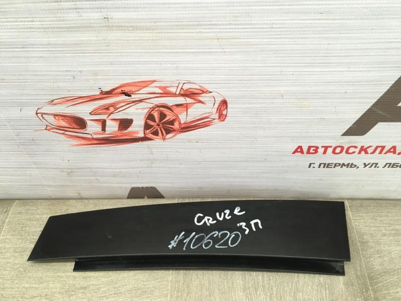 Накладка рамки двери Chevrolet Cruze задняя правая