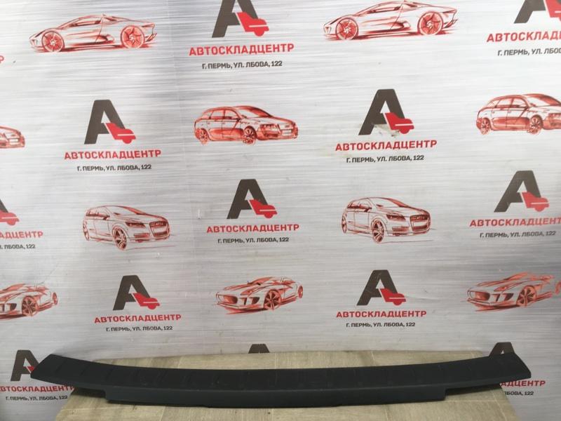 Накладка бампера заднего Chevrolet Orlando
