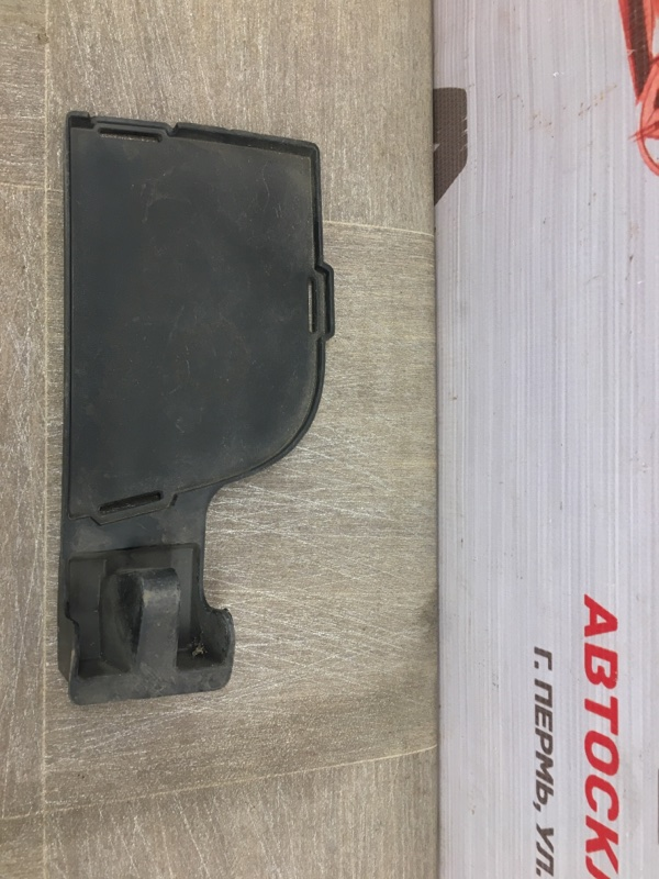 Решетка бампера переднего - заглушка Chevrolet Cruze левая
