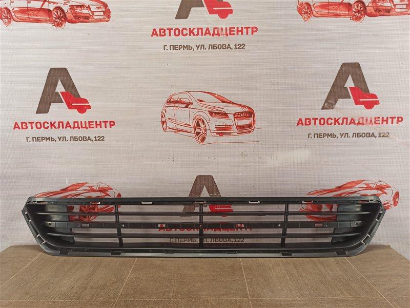 Решетка бампера переднего Kia Optima (2010-2016) 2014