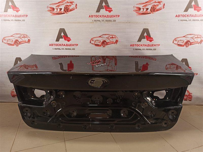 Крышка багажника Kia Optima (2010-2016) 2013