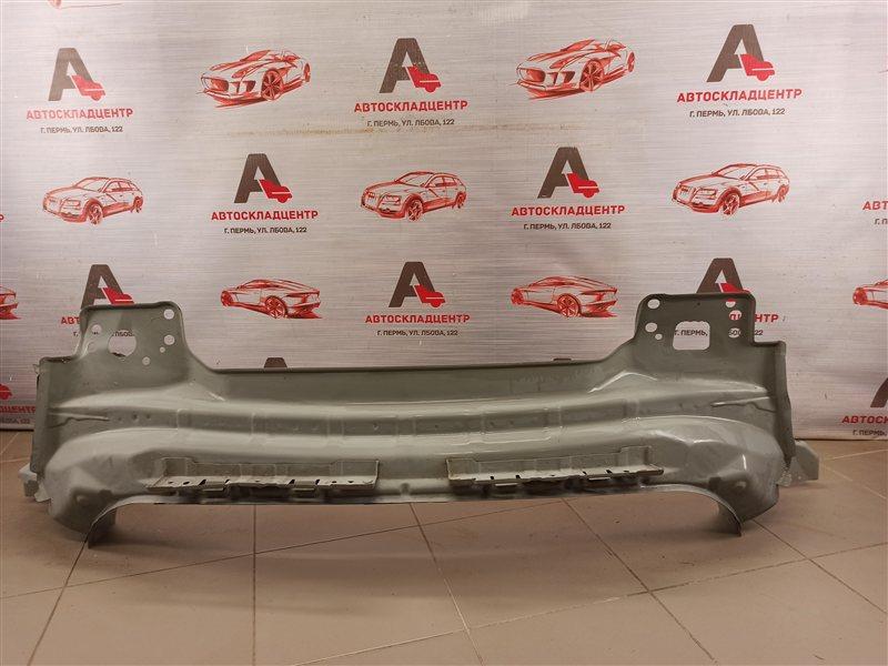 Кузов - панель задка Hyundai Santa-Fe (2012-2019)
