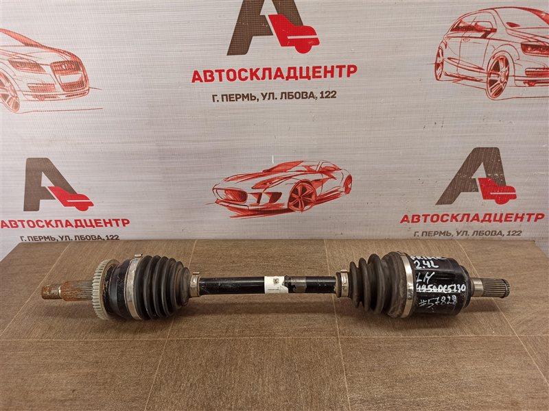 Привод колеса (полуось) Kia Sorento Prime (2014-Н.в.) передний левый