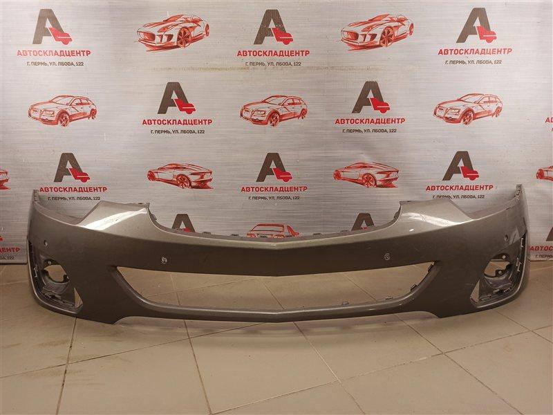 Бампер передний Opel Antara (2006-2015) 2010 верхний
