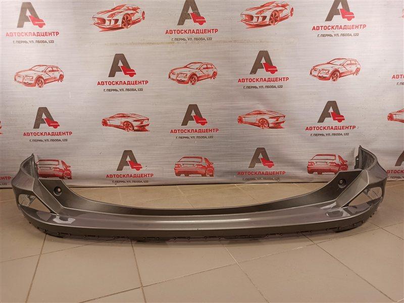 Бампер задний Toyota Rav-4 (Xa40) 2012-2019 2015 верхний