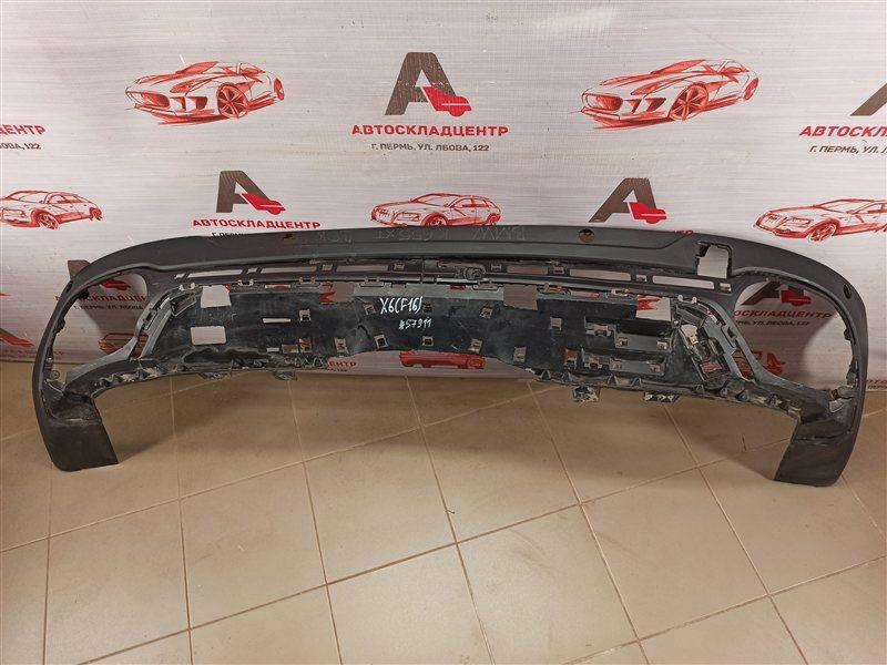 Бампер задний Bmw X6-Series (F16) 2014-2019